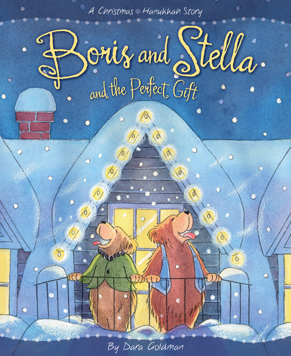 - The lush watercolor illustrations depicting the holidays in a quaint town carry the same emotions of love and devotion as her text. – School Library JournalBooks that speak to both Jewish and Christian holiday traditions are rare, and this sweet tale of friendship and generosity is an ideal gift for children of interfaith families. – Publishers Weekly