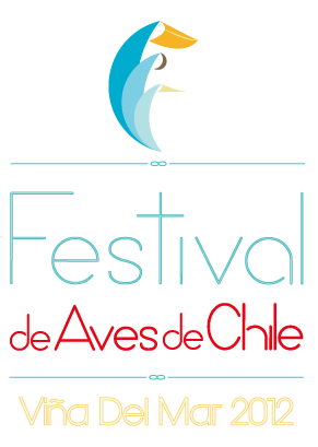 Designed Birds of Chile Festival logo
