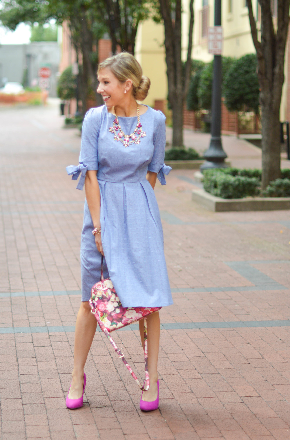 Accessory Jane // Shabby Apple Vintage Dress