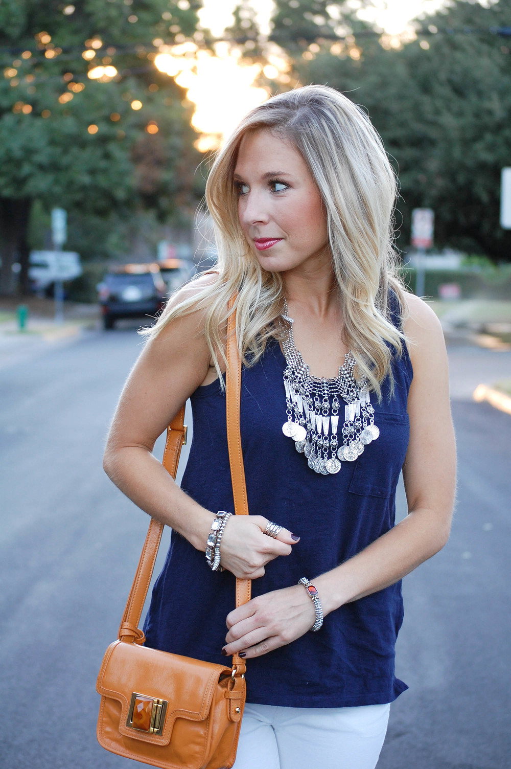 Fall // Statement Necklace