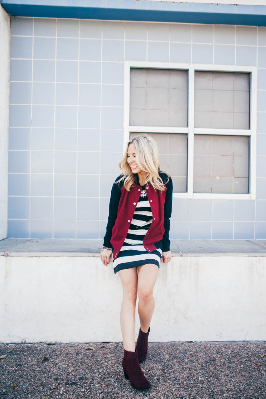 Old Navy / Stripes / Accessory Jane
