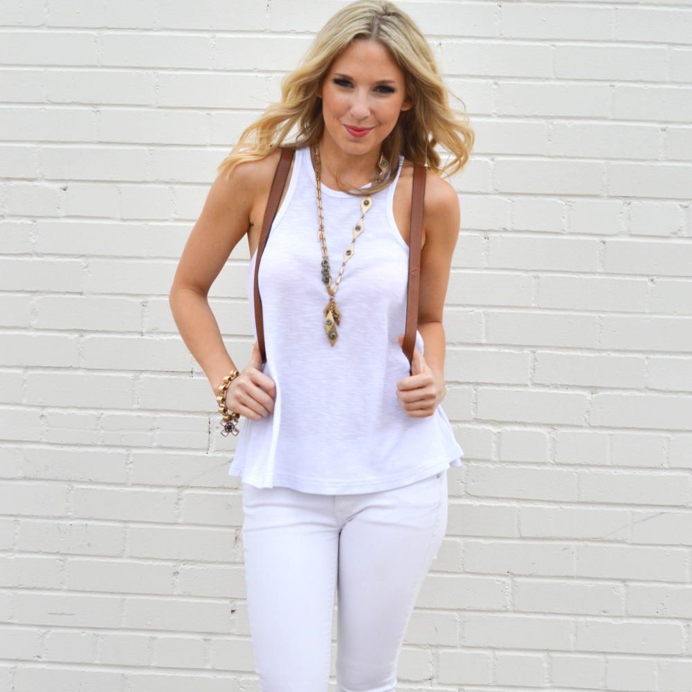 Summer Whites / Outfit