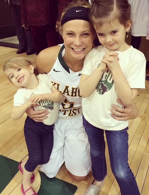 """""""Sisters"""" Harper, Allie, Karlee"""