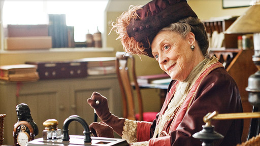 The Dowager Countess of Grantham, Lady Violet Crawley