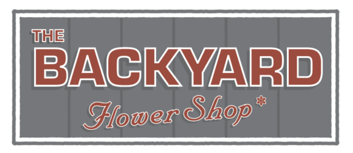 THE BACKYARD FLOWER SHOP