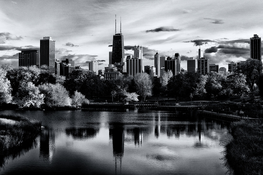 Chicago Skyline - http://bit.ly/XeqZnX