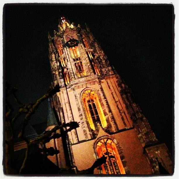 at Kaiserdom St. Bartholomäus, Frankfurt