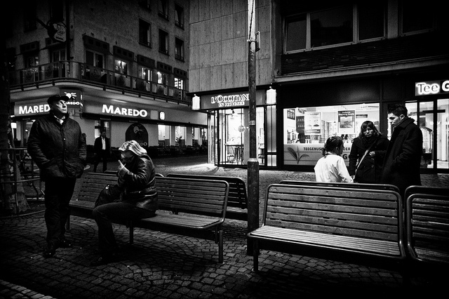 Separation on Flickr. Frankfurt, Germany.