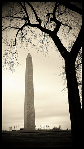 Washington Monument    Flickr:  http://flic.kr/p/9k6pjH