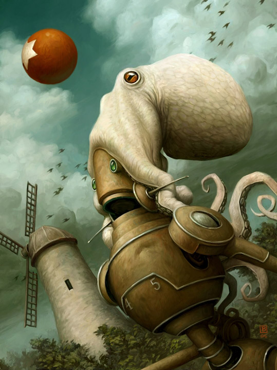 Rise of the Red Star by imphead - Brian Despain - CGHUB I'm loving this.