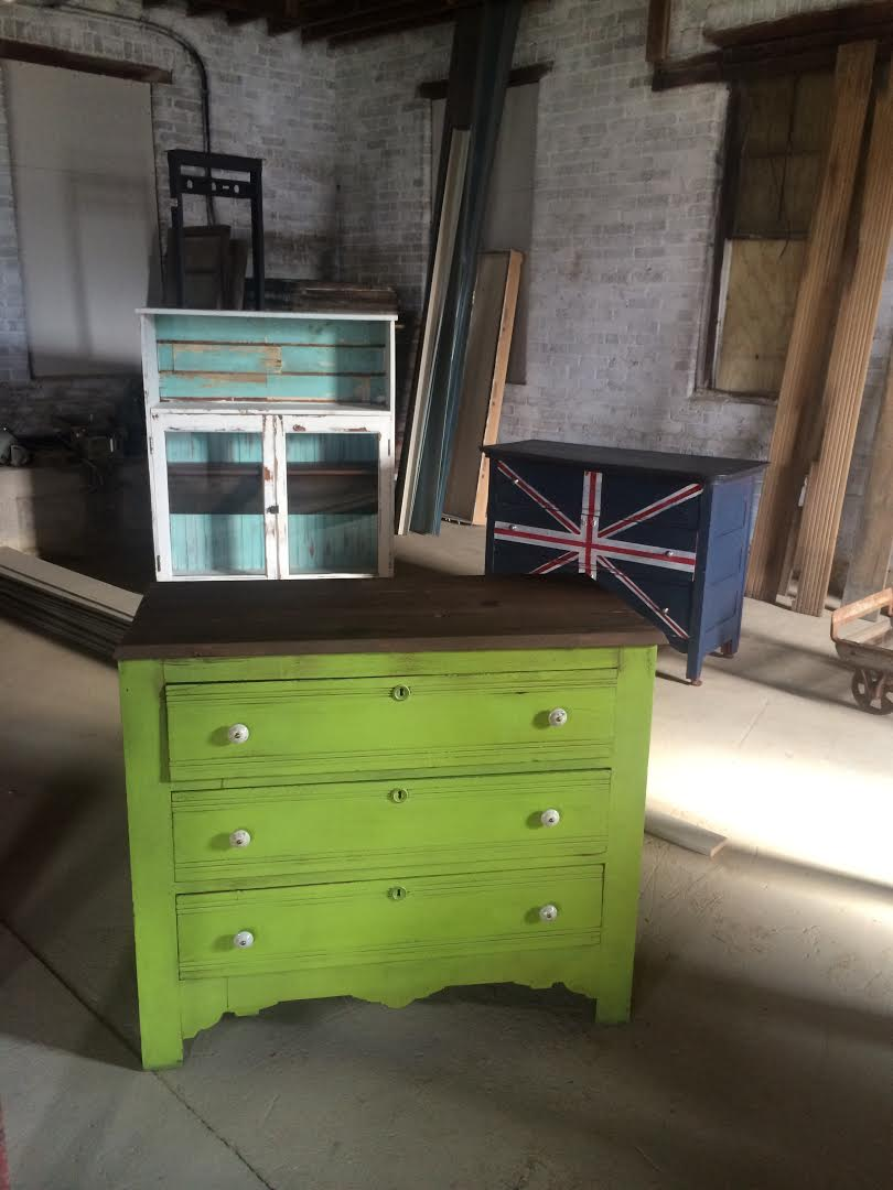 Revived Furniture pieces