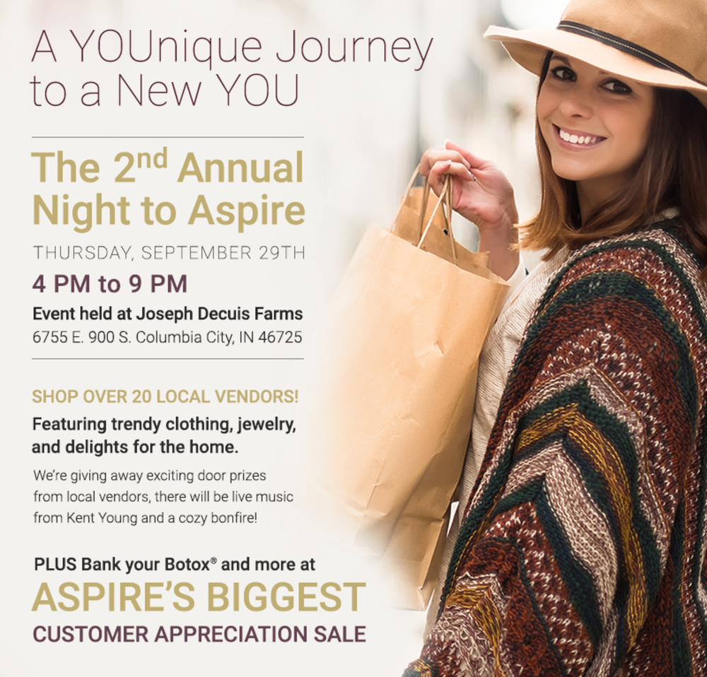 Aspire Event