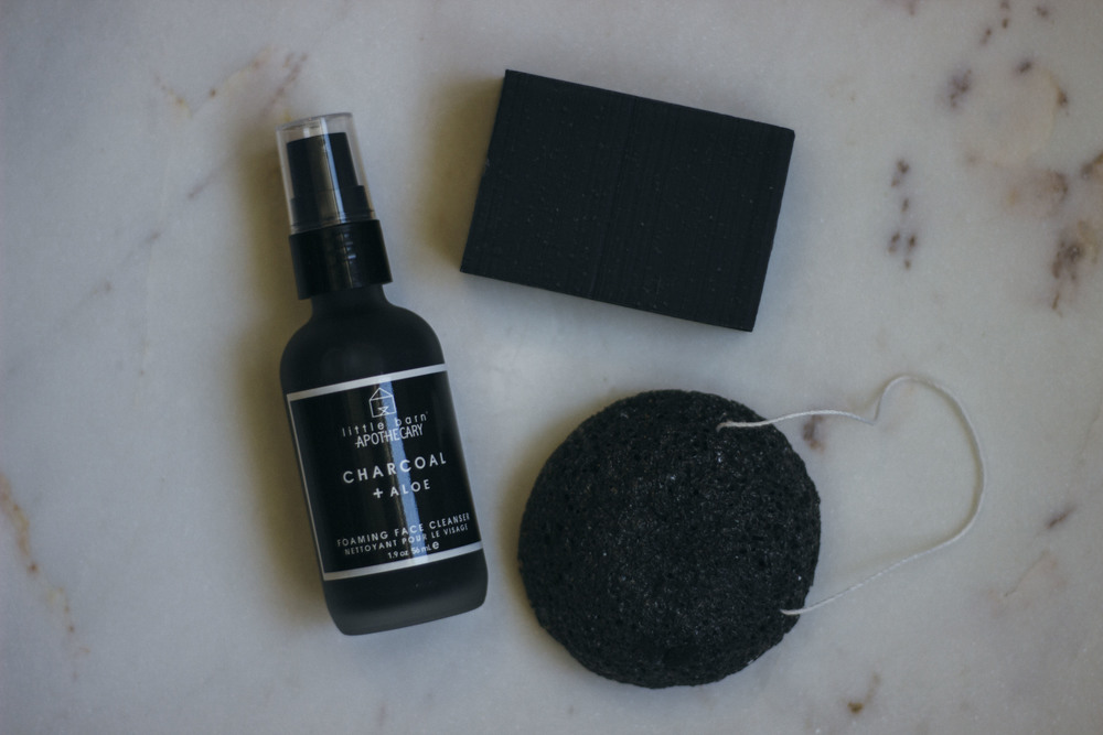 charcoal beauty products
