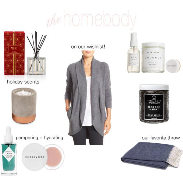 homebody gift guide