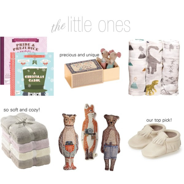 little ones gift guide