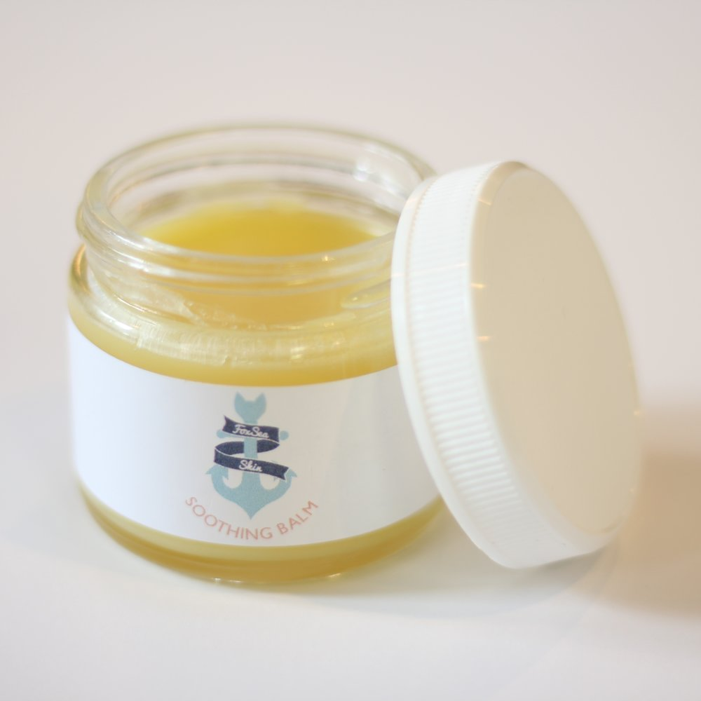 soothing balm (it's TSA friendly) - by FoxSea Skin