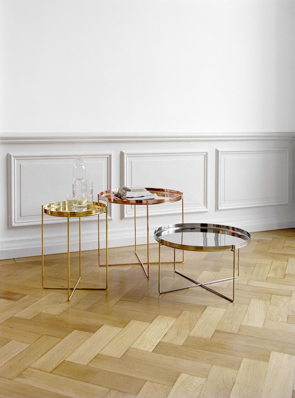 Habibi Tray and Table
