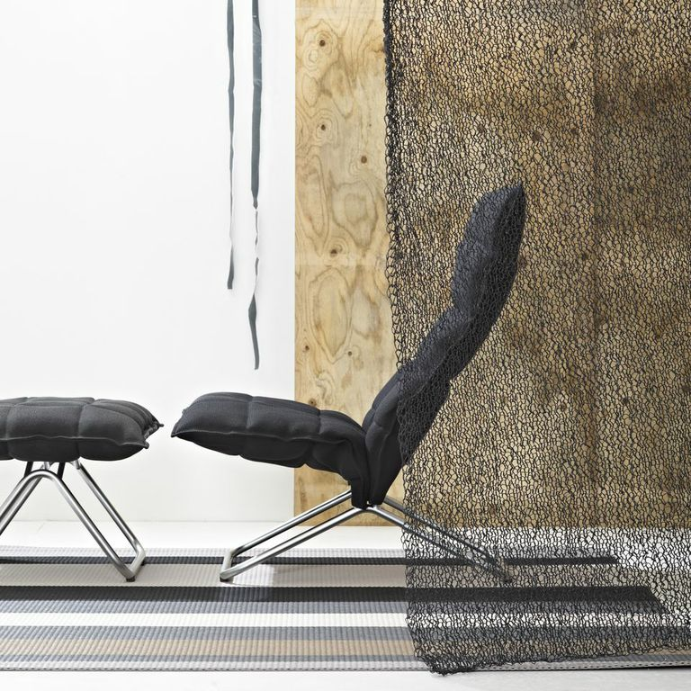 Woodnotes Tubular K Chair