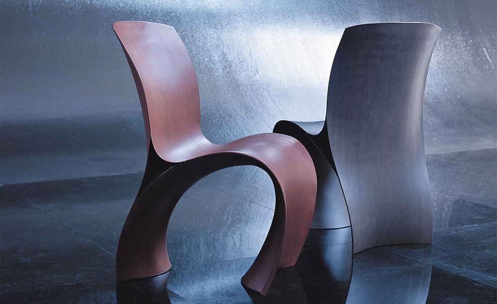 Ron Arad's Three Skin Chair
