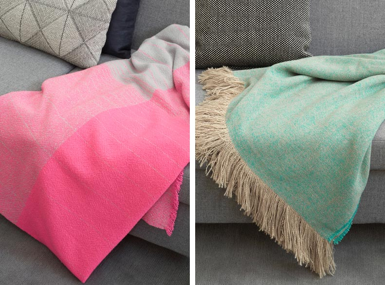 E15 Estiva Throw Blanket