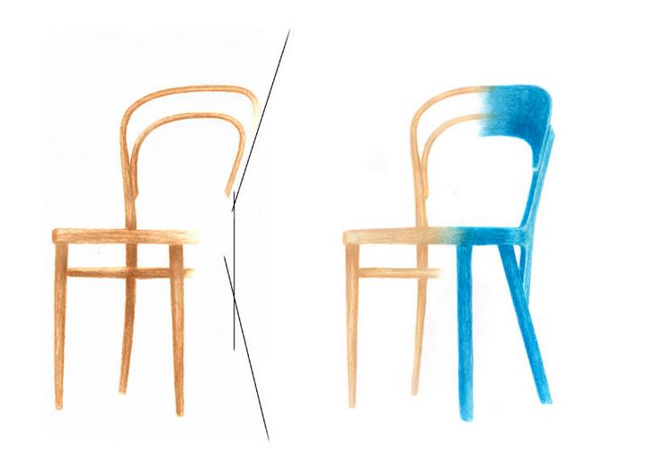 107 Chair- Robert Stadler Studio