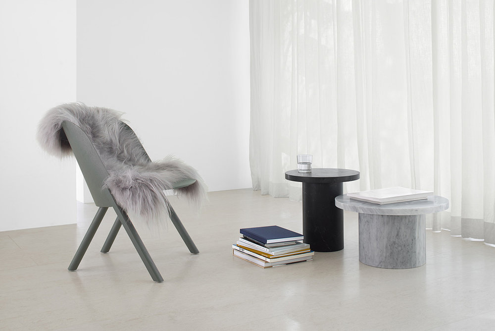 e15 Enoki Migoto Side Table