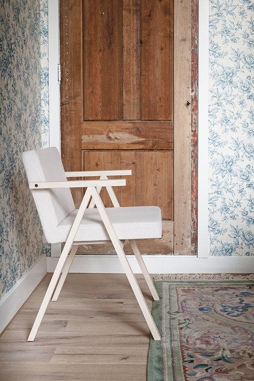 LINTELOO Model D Dining Chair