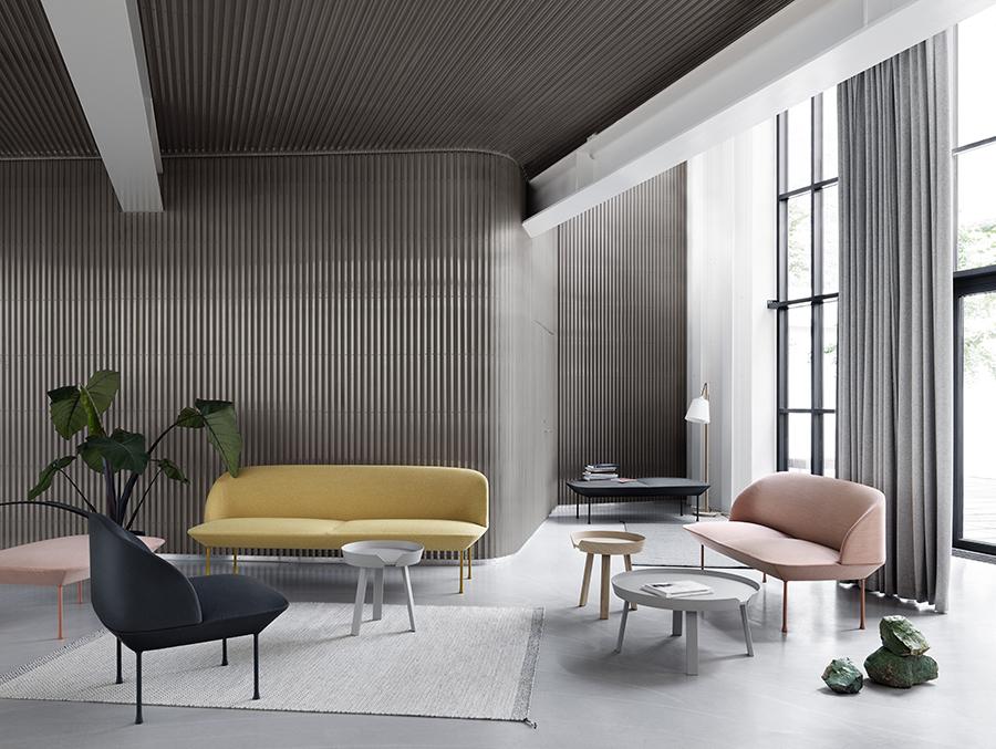 Oslo Sofa Family