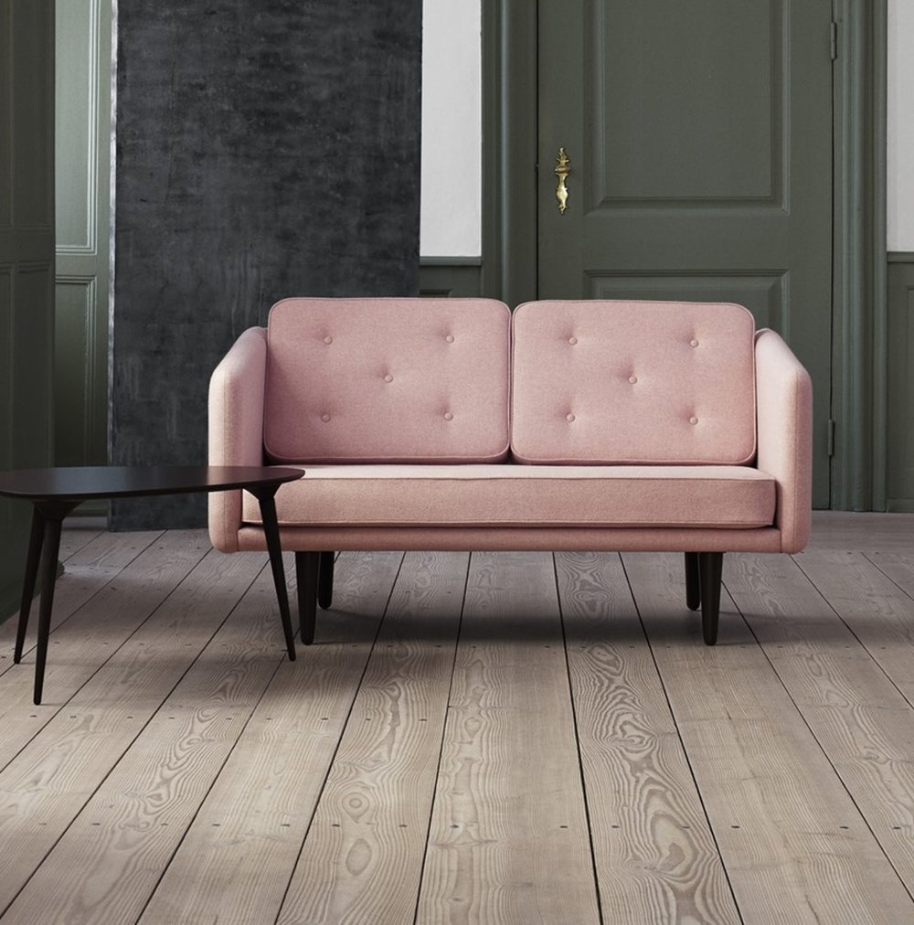 Fredericia No. 1 Sofa - 2 seat