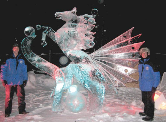 2011 World Championships in Alaska