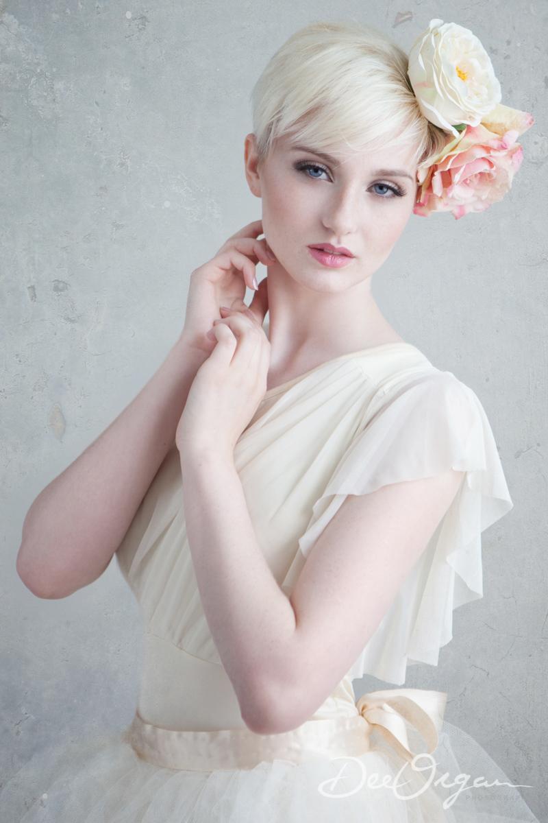 Ailie's couture portrait