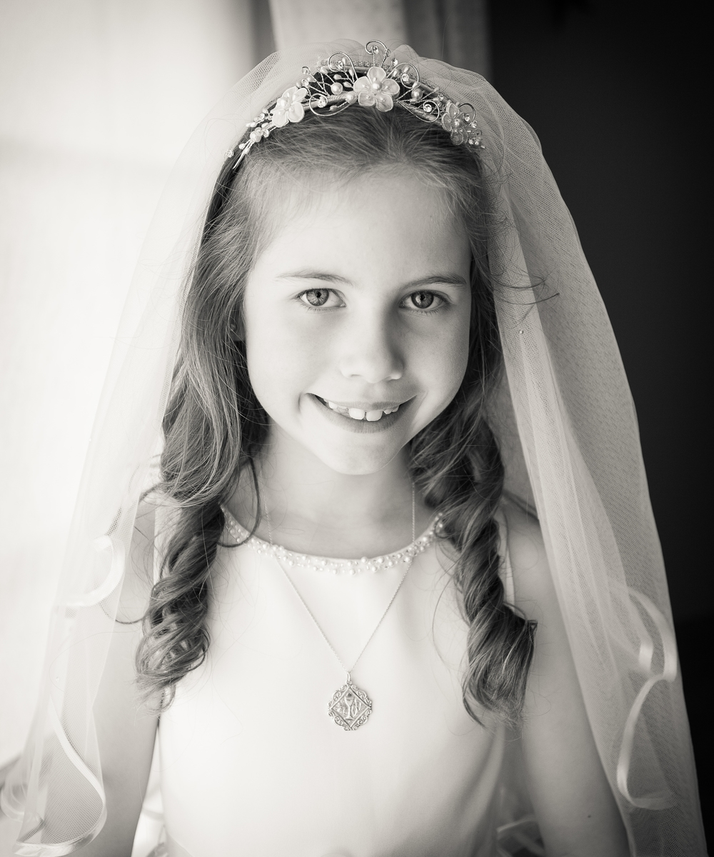 Sophie's First Holy Communion