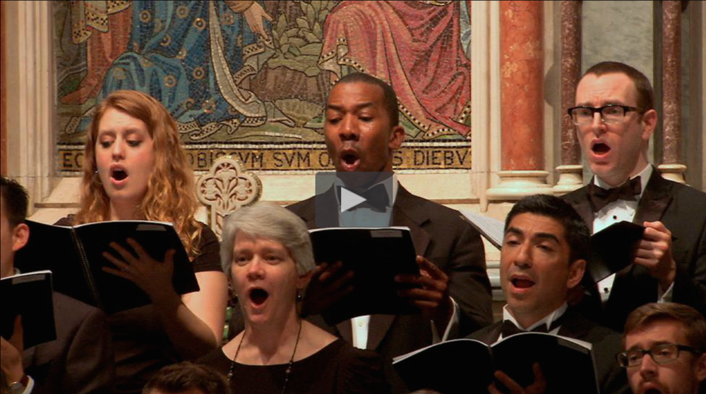 The Power Of Choral Singing: Watch Us On PBS!