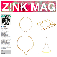 Z!NK Magazine // blog