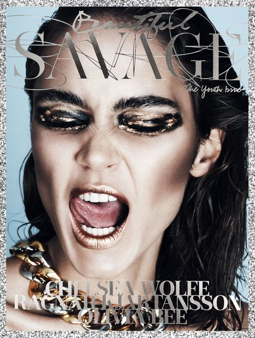 Beautiful Savage / Winter 2014