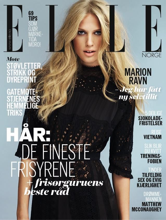 ELLE Norway / October 2014