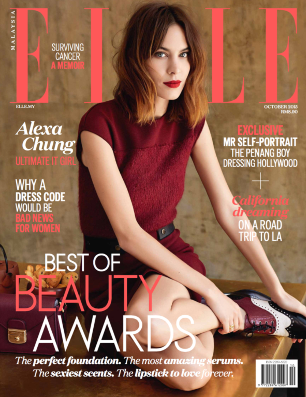ELLE Malaysia / October 2015