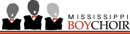 Mississippi Boychoir Logo