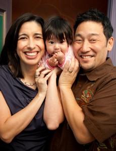 Family Portrait Santa Fe 2