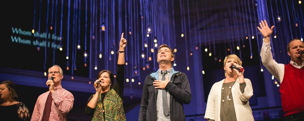 Love God   Worship    Join Us