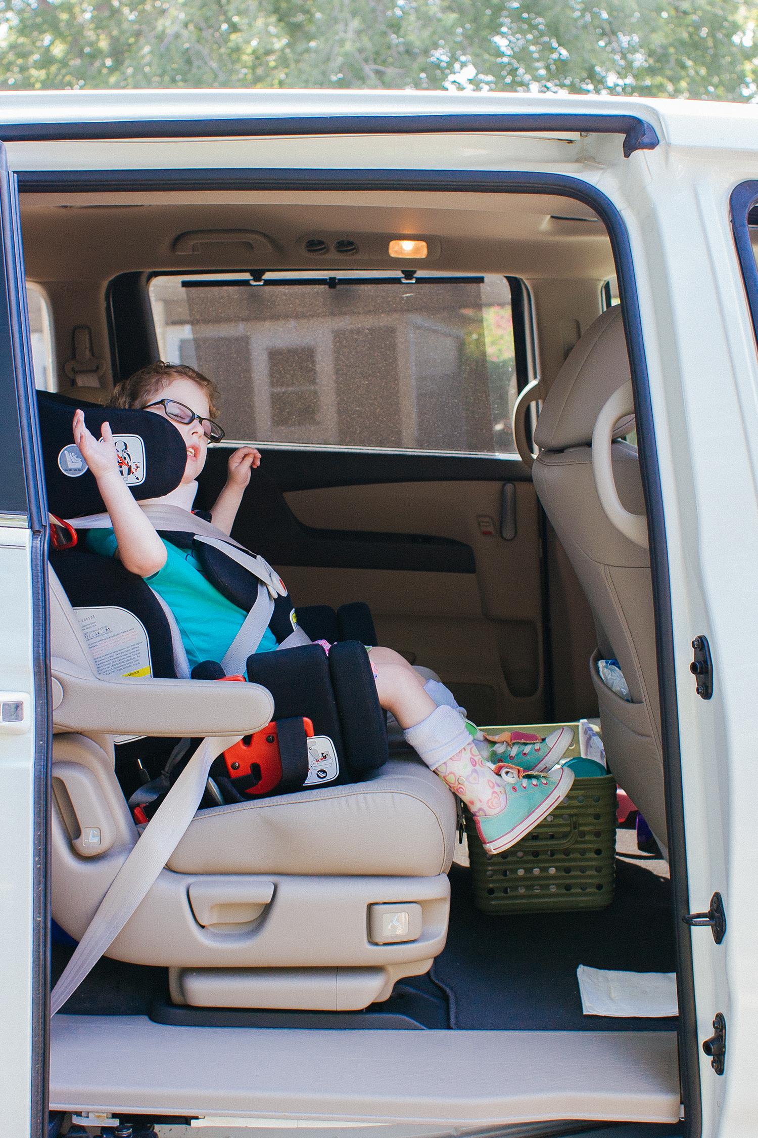 Carrot 3 Special Needs Car Seat