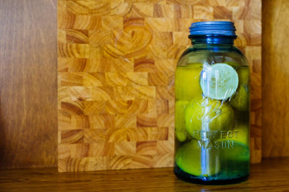 Citrus Infused Vinegar, Lemon Lime Vinegar, Homemade all purpose cleaner