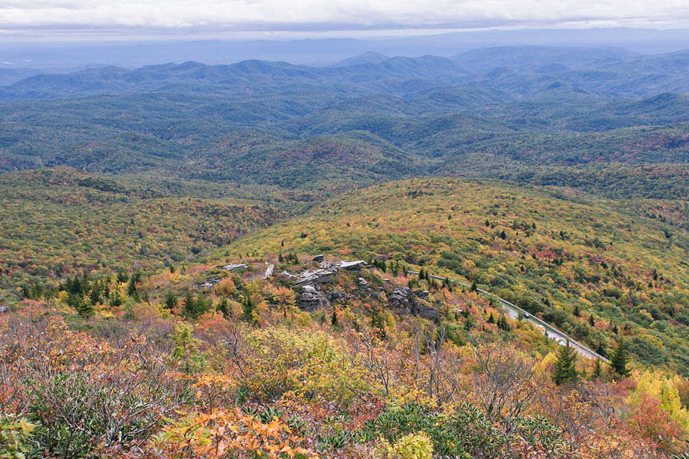 Rough Ridge Trail North Carolina Blue Ridge Parkway