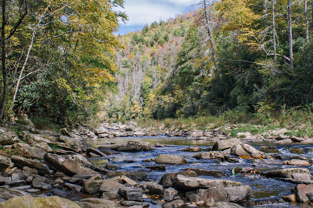 Linville Falls North Carolina