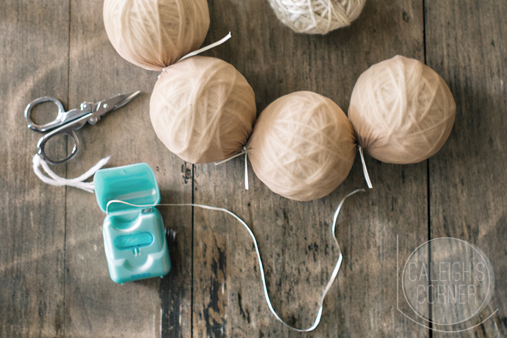 Wool Dryer Balls How To