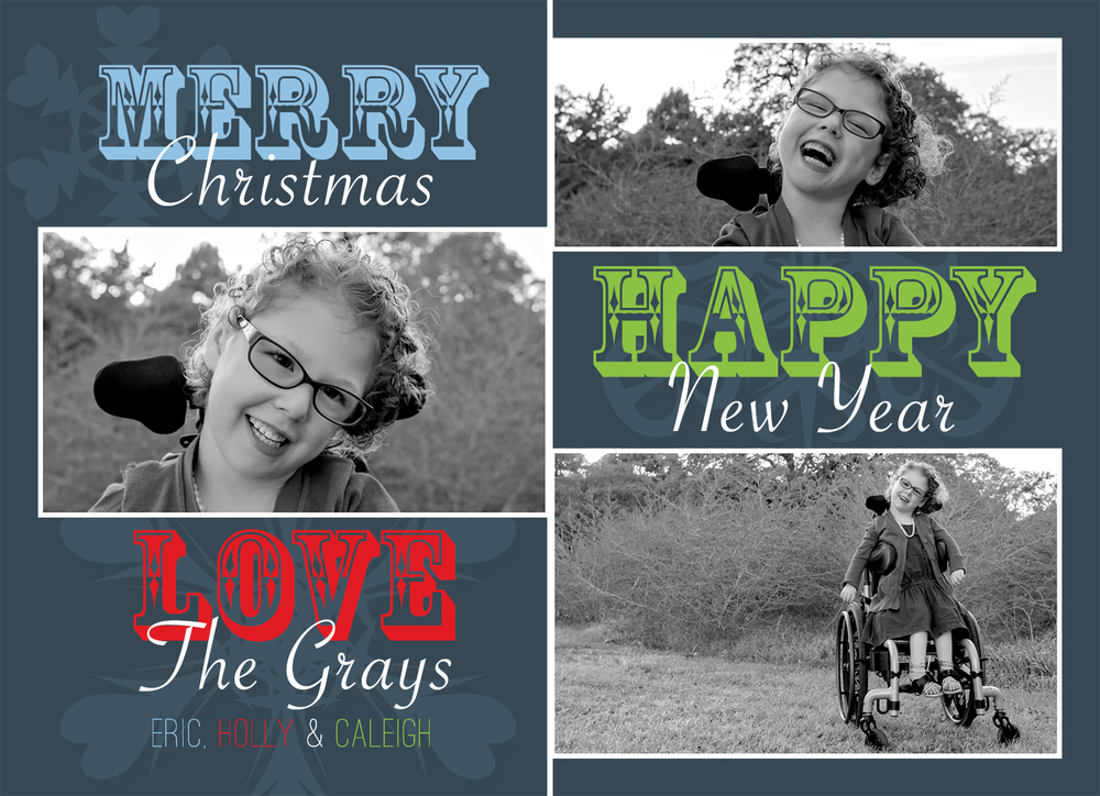 Merry Christmas from the Gray Family