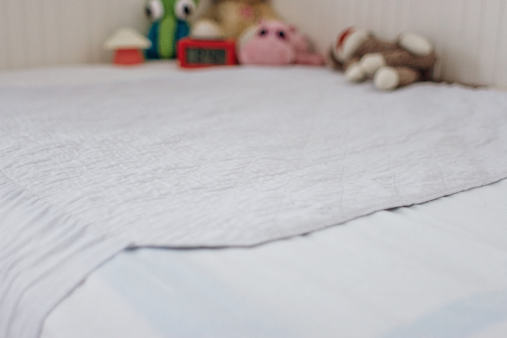 Nighttime Diapering Tips for the Heavy Wetter via Caleigh's Corner