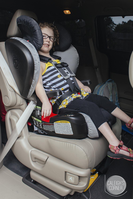 Pinnacle Car Seat