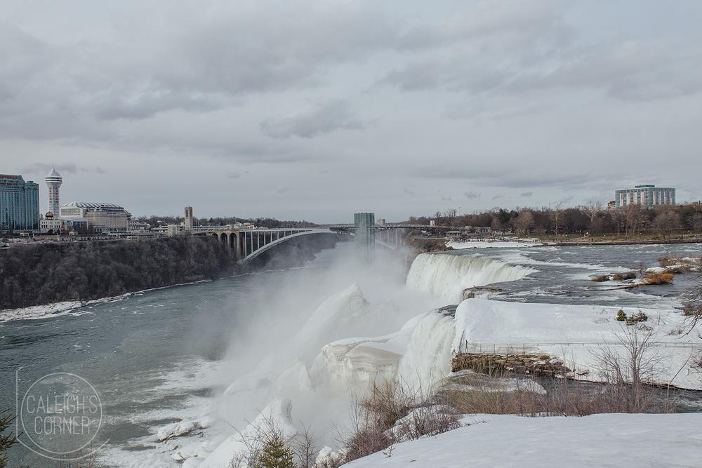 Hello Niagara Falls via Caleigh's Corner