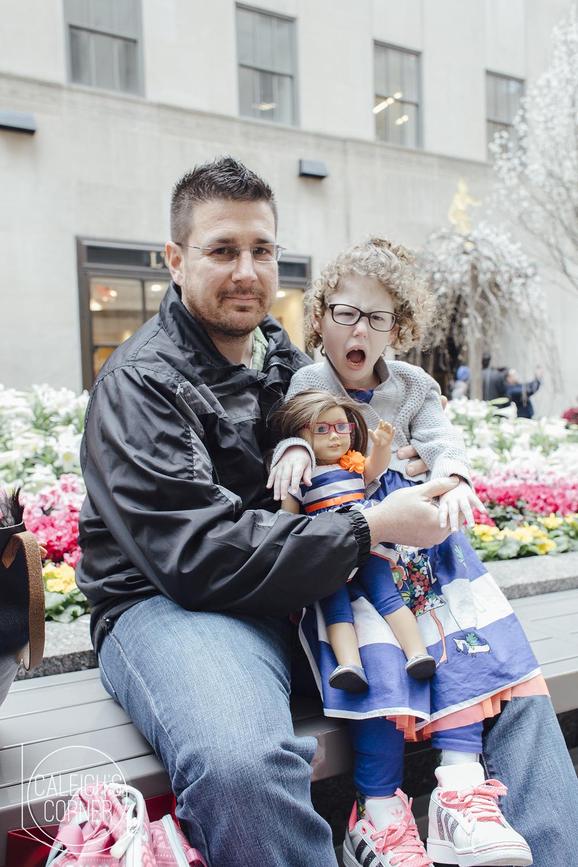Hello New York - Day Two Rockefeller Center